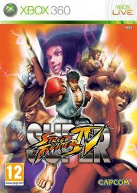 Super Street Fighter 4 (IV) (Xbox 360/Xbox One)