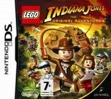 Игра LEGO Indiana Jones: The Original Adventures для Nintendo DS