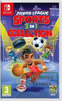 Junior League Sports 3-in-1 Collection (Switch)