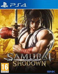 Игра Samurai Shodown (PS4) Playstation 4