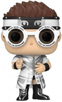 Фигурка Funko POP! Vinyl: Реслинг: Сезон 10 (WWE: Season 10) Майк Мизанин Миз (Mike Mizanin The Miz ) (46843) 9,5 см