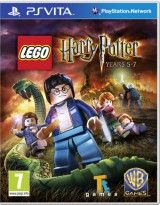 Игра LEGO Гарри Поттер: годы 5-7 (Harry Potter) (PS Vita) для Sony PlayStation Vita