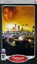 Игра Need for Speed: Undercover Platinum Русская Версия (PSP) для Sony PSP