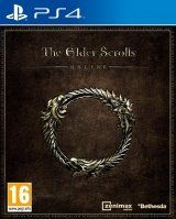 Купить Игру The Elder Scrolls Online (PS4) на Playstation 4 диск