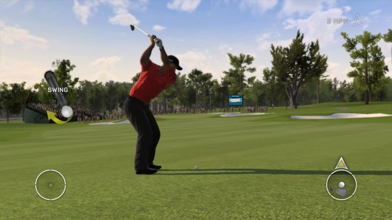Tiger Woods PGA Tour 12: The Masters для PlayStation Move (PS3)