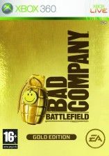 Battlefield: Bad Company Специальное Издание (Gold Edition) (Xbox 360)