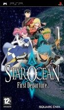 Star Ocean First Departure (PSP)