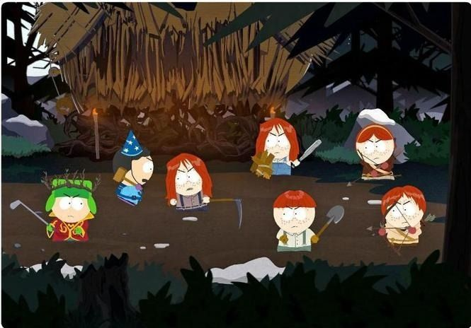 South Park: Палка Истины (The Stick of Truth) Русская Версия Jewel (PC)