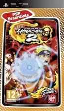 Naruto: Ultimate Ninja Heroes 2: The Phantom Fortress Essentials (PSP)