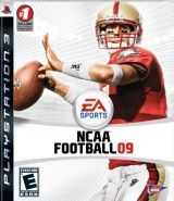 NCAA Football 09 (PS3)
