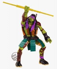 Фигурка Леонардо Turtles Movie Deluxe Action Figure (Combat Warrior Leonardo) Asst