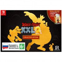 Купить игру Asterix and Obelix XXL2 Collector's edition Русская Версия (Switch) диск