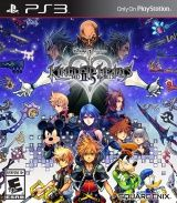 Купить игру Kingdom Hearts HD 2.5 ReMIX (PS3) на Playstation 3 диск