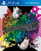 Купить Игру Danganronpa 1-2 Reload (PS4) на Playstation 4 диск