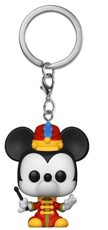 Брелок Funko Pocket POP! Keychain: Микки Маус (Mickey Mouse) Микки 90: Концерт (Mickey's 90th: Band Concert Mickey) (32176-PDQ) 4 см