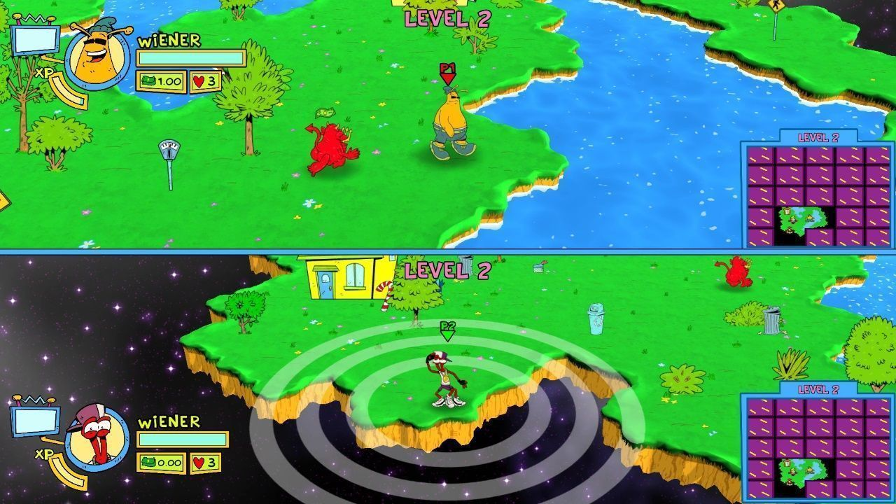 ToeJam and Earl: Back in the Groove! (Switch)