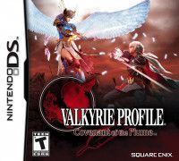 Игра Valkyrie Profile: Covenant of the Plume (DS) для Nintendo DS