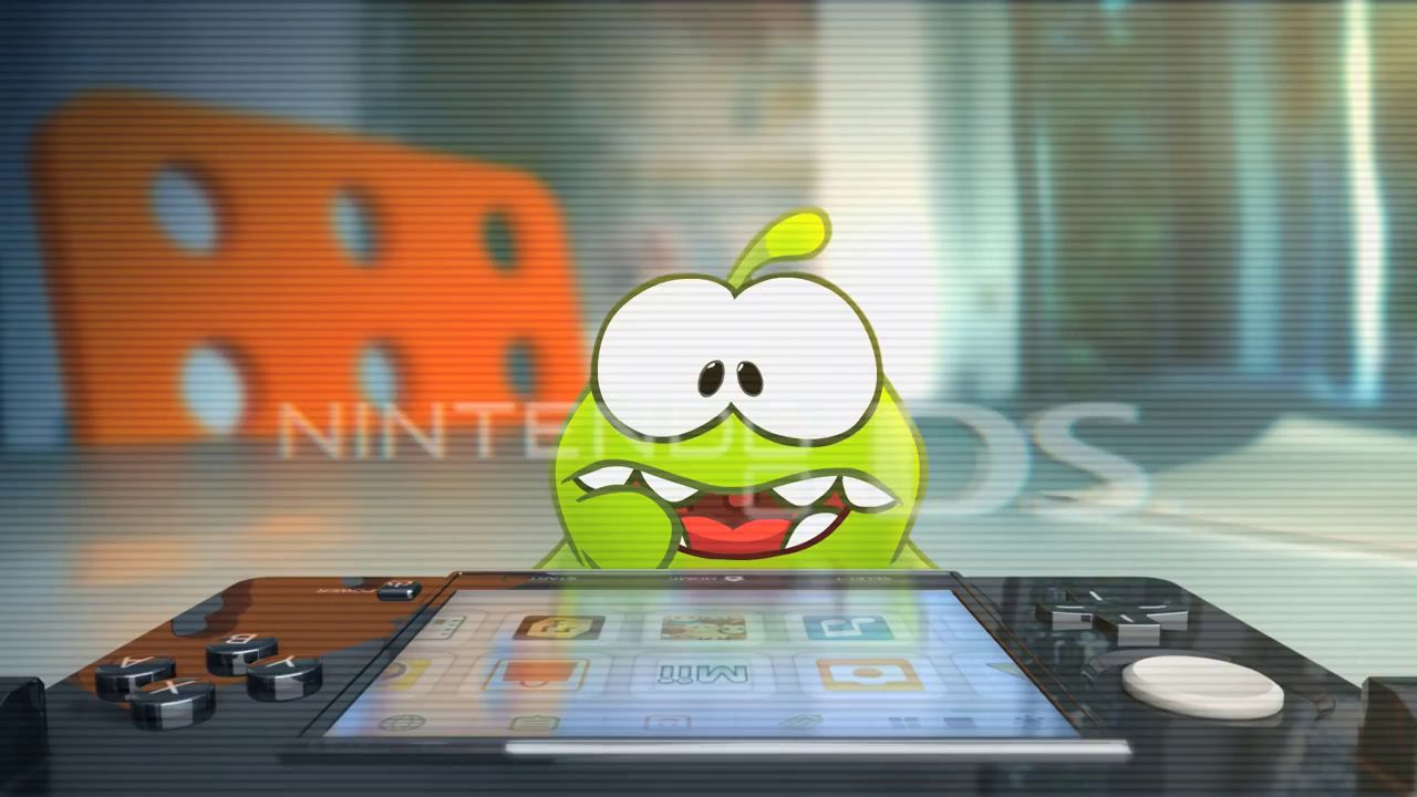 Купить игру Cut the Rope: Triple Treat (Nintendo 3DS) на 3DS