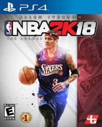 Игра NBA 2K18 (PS4) Playstation 4
