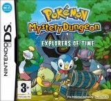 Игра Pokemon Mystery Dungeon: Explorers of Time (DS) для Nintendo DS