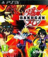 Игра Bakugan Battle Brawlers для PS3