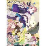 Atelier Lydie and Suelle: The Alchemists and The Mysterious Painting (PS Vita)