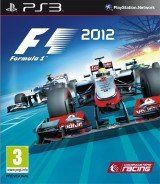 Купить игру Formula One F1 2012 (PS3) USED Б/У для Sony Playstation 3