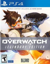 Купить Игру Overwatch: Legendary Edition (PS4) на Playstation 4 диск