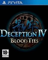 Игра Deception 4 (IV): Blood Ties (PS Vita) для Sony PlayStation Vita