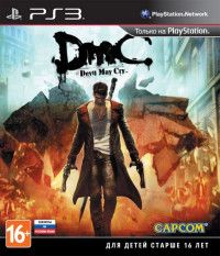 DmC Devil May Cry (PS3)