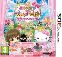 Купить игру Hello Kitty and the Apron of Magic: Rhythm Cooking (Nintendo 3DS) на 3DS