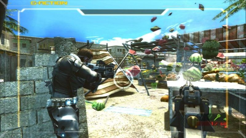Time Crisis: Razing Storm для PlayStation Move (PS3)