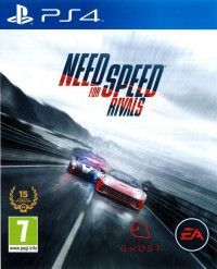 Купить Игру Need for Speed: Rivals (PS4) на Playstation 4 диск