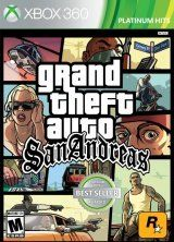 GTA: Grand Theft Auto: San Andreas (Xbox 360) для Игры