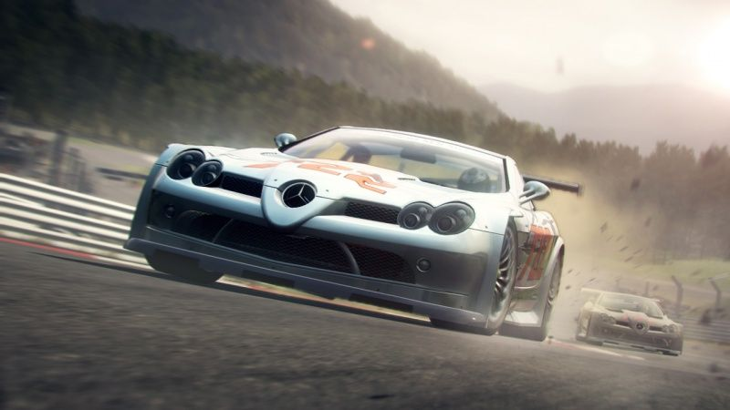 GRID 2 Brands Hatch Ограниченное издание (Limited Edition) (Xbox 360/Xbox One)