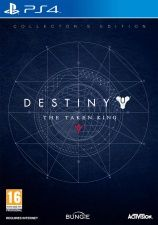 Купить Игру Destiny: The Taken King. Legendary Edition Коллекционное издание (Collector's Edition) (PS4) на Playstation 4 диск