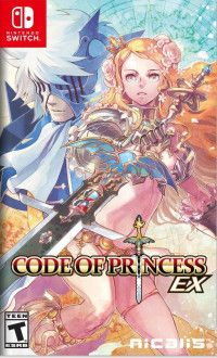 Купить игру Code of Princess EX (Switch) диск