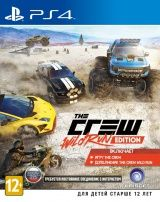 Игра The Crew Wild Run Edition Русская Версия (PS4) USED Б/У Playstation 4