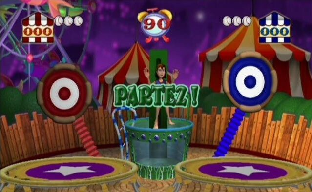 Купить игру Funfair Party (Wii/WiiU) на Nintendo Wii диск