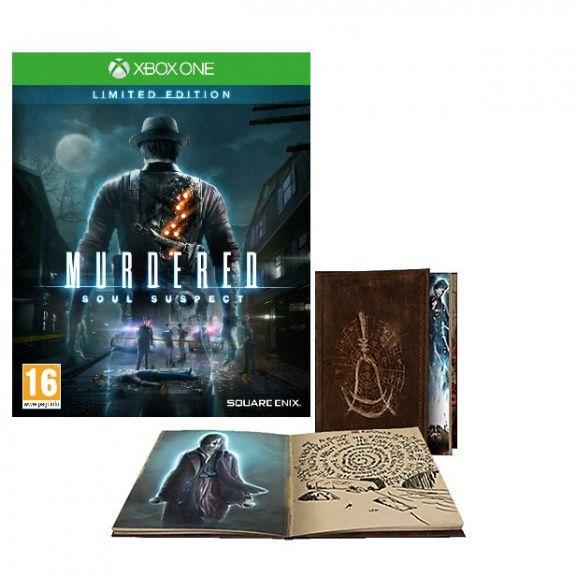 Murdered: Soul Suspect Ограниченное издание (Limited Edition) (Xbox One)