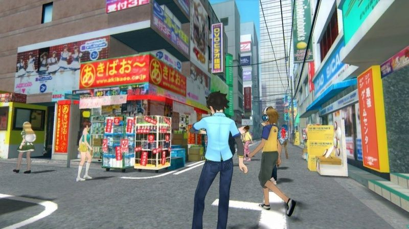 Akiba's Trip: Undead and Undressed (PS Vita)