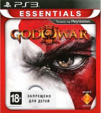 Купить игру God of War (Бог Войны) 3 (III)(Platinum, Essentials) Русская Версия (PS3) на Playstation 3 диск