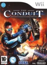 Игра The Conduit  для Nintendo Wii