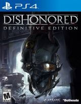 Купить Игру Dishonored: Definitive Edition (PS4) на Playstation 4 диск