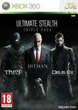 Ultimate Stealth Triple Pack (Thief, Hitman: Absolution, Deus Ex: Human revolution) (Xbox 360)