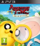 Adventure Time: Finn and Jake Investigations (PS3) USED Б/У