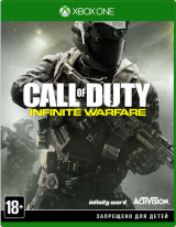 Call of Duty: Infinite Warfare Русская Версия (Xbox One)