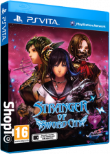 Игра Stranger of Sword City (PS Vita) для Sony PlayStation Vita