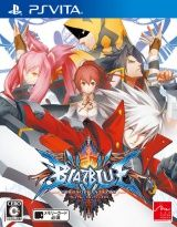 Игра BlazBlue: Chrono Phantasma (PS Vita) для Sony PlayStation Vita