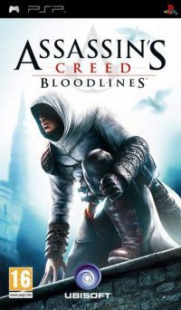 Assassin's Creed Bloodlines (Essentials) Русская Версия (PSP) USED Б/У